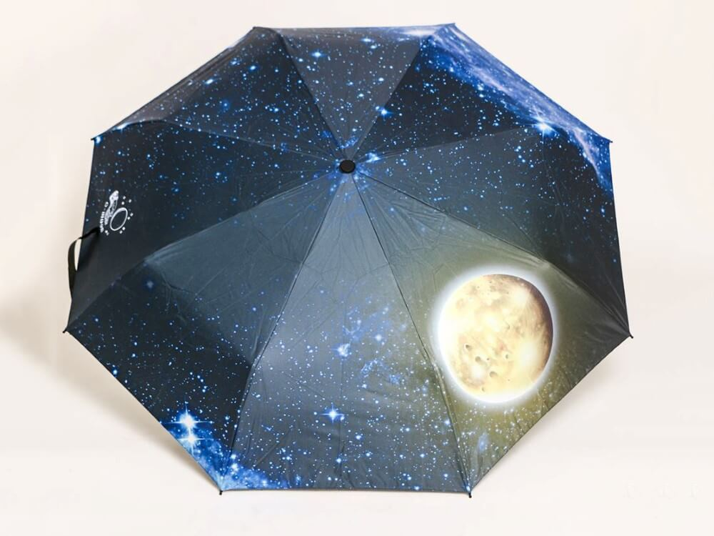 Umbrella-Yellow moon (Custom)